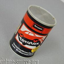 Transistor Tisch Radio Teroson Terotex Unterbodenschutz  Dose Werbung 80er Jahre