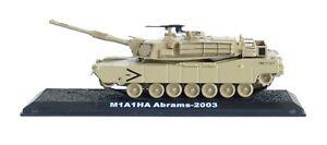 M1A1H1A Abrams - 2003 diecast 1:72 model (Amercom CS-14)