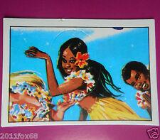 figurines prentjes cromos stickers picture cards figurine barbie 129 panini 1976