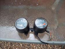 Honda cb100k cb125t cb125s cb125J speedo clocks speedometer console barn find