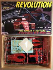 HASEGAWA 23001 - FERRARI F1 89 - 1/24 PLASTIC KIT