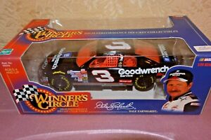 Dale Earnhardt #3 Sr Goodwrench 1/24 Monte Carlo Winners Circle LIMITED EDITION