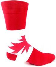Team Canada Flag Men's Crew Dress Socks