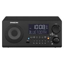Sangean WR-22 FM-RBDS / AM / USB / Bluetooth Digital Receiver w/ Remote - Black