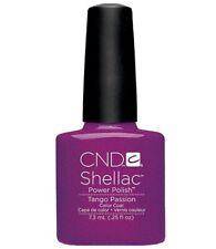 CND Shellac Colour Coat Gel Nail Polish - Tango Passion 7.3ml 14+ Days