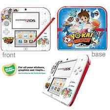 yo-kai Reloj carcasa de vinilo adhesivo para Nintendo 2ds