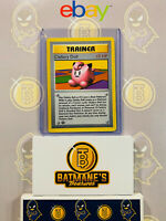 Trainer Clefairy Doll 70/102 1st Edition NM Shadowless Base Set Non-Holo Pokemon