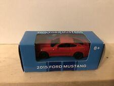Ford Mustang 50th Anniv Edition - 2015 Charlotte Red NIB