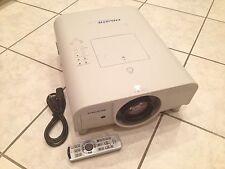 Christie LX500 (Eiki LC-XG400, Sanyo PLC-XT35)Projector,ONLY 1,773 ORIGINAL HRS!