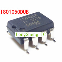 1PCS ISO1050DUBR ISOLATED CAN TRANSCEIVER new