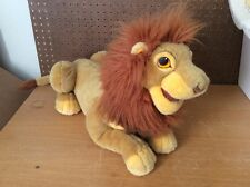 Large Lion King Adult Simba Plush * Body Is 22 Inches * Hand Puppet