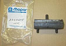NOS Mopar 1963 64 65 66 67 1968 Dodge Truck D300 383 motor mount 2264675