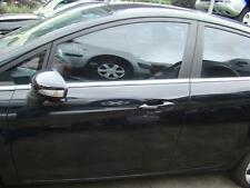 FORD FIESTA LEFT FRONT DOOR SHELL WS, 5DR HATCH, 01/09-09/10