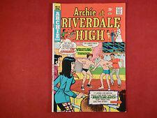 ARCHIE AT RIVERDALE HIGH #15 April 1974 Near Mint