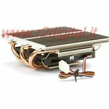 HEATSINK SCYTHE KOZUTI CPU INTEL AMD LOW PROFILE 4PIN PWM AM2 AM3 FAN