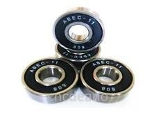4 X BRAND NEW BEST UPGRADE REPLACEMENT WHEEL BEARINGS FOR PUSH SCOOTER Y GLIDER