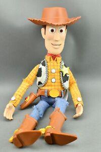 "Buzz Lightyear Toy Story Thinkway Toys Disney Pixar Action Figure Toy 12"""