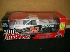 1/24 Racing Champions 1996 nascar race truck #30 Jimmy Hensley Dodge