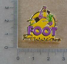 PIN'S FOOTBALL FOOT PASSION