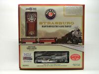 LIONEL LIONCHIEF O GAUGE STRASBURG RAILROAD TRAIN SET w/BLUETOOTH 2023010 NEW