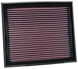 K&N Filters 33-2873 Air Filter Fits 04-15 C30 C70 S40 S60 V50