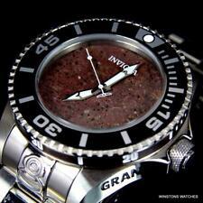 Invicta Grand Diver Gen II Red Lava Stone Dial Steel Automatic 47mm LE Watch New