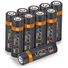 Venom Power Recharge - 1000mAh Rechargeable AA Batteries (10-Pack)