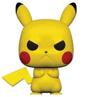 Pop! Vinyl--Pokemon - Pikachu Grumpy Pop! Vinyl