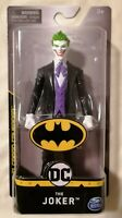 """BATMAN - *New & Sealed* DC The Joker SpinMaster Creature Chaos 6"""" Action Figure"""