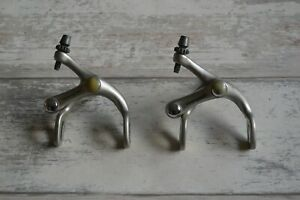 Vintage 90s Campagnolo Mirage Pair Side Pull Brake Calipers Recessed Allen Bolts