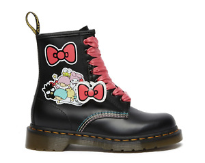 NIB Dr. Martens Hello Kitty & Friends 1460 Boots Size Women US 5-11