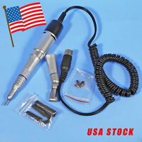 US 35K RPM Dental lab Electric Motor Contra Angle Straight Handpiece NSK Style