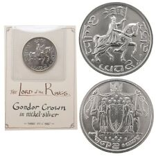 The Lord of the Rings LOTR Gondor Crown Coronation Coin