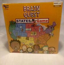 Brain Quest States Game Grades 3 to 6