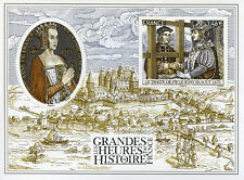 France 2017 MNH Great Moments in History Treaty of Picquigny 2v M/S Stamps