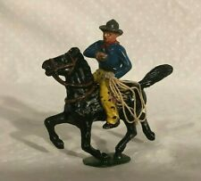 Timpo Cowboy Vintage Lead Toy Figure Johillco