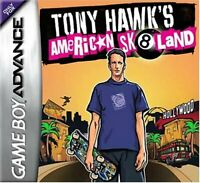Tony Hawk's American Sk8land - Nintendo Game Boy Advance