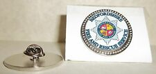 Bedfordshire FIRE e Rescue Service bavero pin badge
