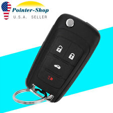 Replacement Remote Key Fob for 2010 2011 2012 2013 2014 2015 2016 Chevy Cruze