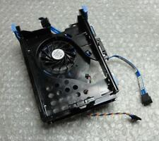 Dell Optiplex 760, 780 SFF Hard Drive Caddy / Tray with Fan & Cable NH645 CM740