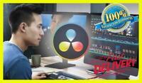 Davinci Resolve Studio 16.1✅FAST DELIVERY (Windows & Mac)✅
