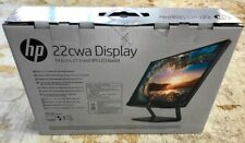 """HP 21.5"""" IPS LED Backlight Widescreen FHD Ultra-Slim 7ms HDMI D-SUB PC Monitor"""