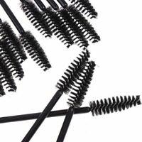 50x Disposable Mascara Wands Brushes Lash Eyelash Extension Applicator Makeup