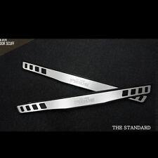 Side Door scuff Aluminium sills plates for Kia All New Rio Sedan 2012~2016+