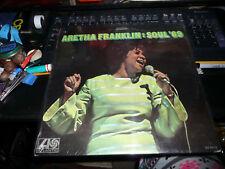 record LP originalsealed Aretha Franklin Soul 69 > original Atlantic Stereo 1969