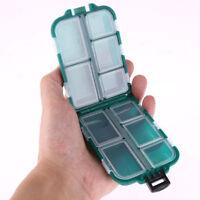 Box scatolino porta esche piombini girelle strumenti accessori pesca pescatore