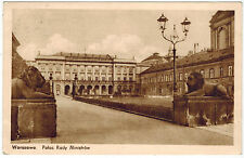 Palace for Ministers in Warsaw/Warszawa, Poland to Estonia in 1923