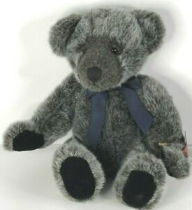 Vintage Edition Yarwood a Russ Jointed Bear with Tags and COA