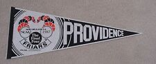 1987 PROVIDENCE FRIARS NCAA FINAL FOUR FULL SIZE SITE PENNANT UNSOLD STOCK