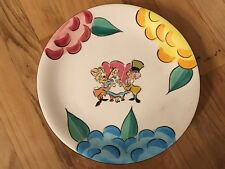 "Walt Disney Alice in Wonderland 10"" Dinner Plate"